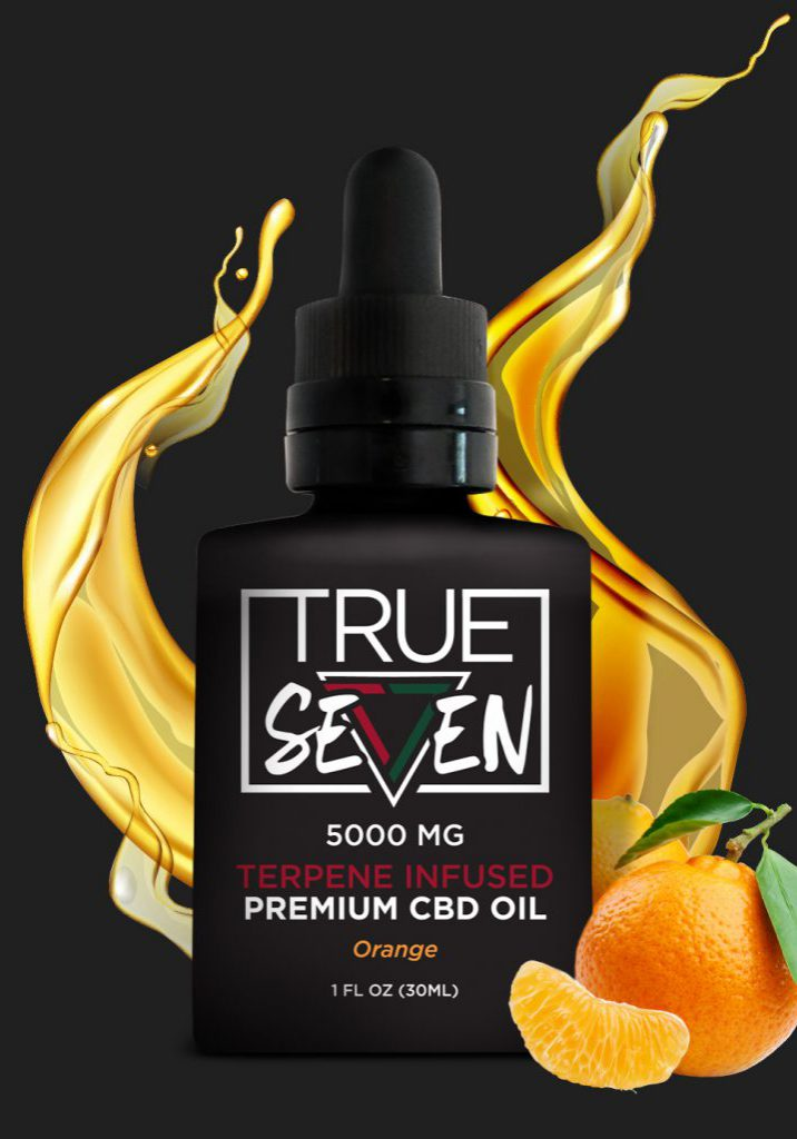 1-Terpene Infused Orange 5000mg (1)